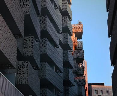 Bâtiment résidentiel neuf