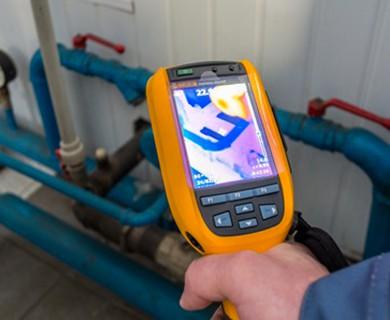 Inspection thermique