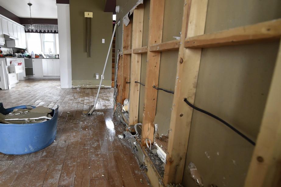 Gare aux risques de moisissure après les inondations